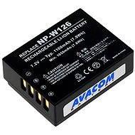 AVACOM za Fujifilm NP-W126 Li-ion 7,2 V 1100 mAh 7,9 Wh - Náhradná batéria