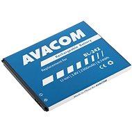 AVACOM pre Lenovo A6000 Li-Ion 3,8V 2 300m Ah (náhrada BL242) - Batéria do mobilu