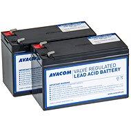 AVACOM batériový kit na renováciu RBC33 (2ks batérií) - Nabíjacia batéria