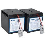 AVACOM náhrada za RBC55 – batéria pre UPS - Nabíjateľná batéria