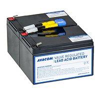 AVACOM náhrada za RBC6 – batéria pre UPS - Nabíjateľná batéria