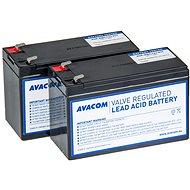 AVACOM batériový kit pre renováciu RBC123 (2 ks batérií) - Nabíjateľná batéria