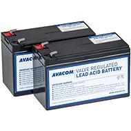 AVACOM bateriový kit pre renováciu RBC124 (2ks batérií) - Batéria kit