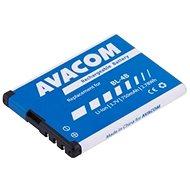 AVACOM pre Nokia 6111 Li-Ion 3,7 V 750 mAh (náhrada BL-4B) - Batéria do mobilu