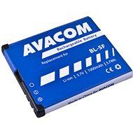 AVACOM pre Nokia N95, E65, Li-Ion 3,6 V 1000 mAh (náhrada BL-5F) - Batéria do mobilu
