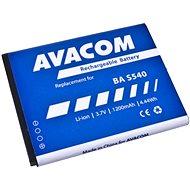 AVACOM pre HTC Wildfire S Li-Ion 3,7 V 1200 mAh (náhrada BD29100) - Náhradná batéria