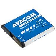 AVACOM pre Nokia 6700 Classic Li-Ion 3,7 V 970 mAh (náhrada BL-6Q) - Batéria do mobilu