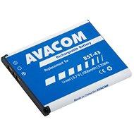 AVACOM pre Sony Ericsson U100, Elm Li-Ion 3,7 V 1000 mAh (náhrada BST-43) - Batéria do mobilu