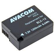AVACOM pre Panasonic DMW-BLC12 Li-Ion 7,4 V 1200 mAh 8,6 Wh - Batéria do fotoaparátu