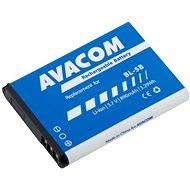 AVACOM pre Nokia 3220, 6070, Li-Ion 3,7V 890 mAh (náhrada BL-5B) - Batéria do notebooku