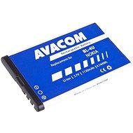 AVACOM za Nokia 5530, CK300, E66, 5530, E75, 5730, Li-ion 3,7V 1 120 mAh (náhrada BL-4U) - Batéria do mobilu