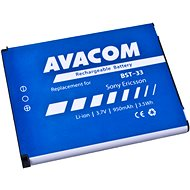 AVACOM pre Sony Ericsson K550i, K800, W900i Li-Ion 3,7V 950 mAh (náhrada BST-33) - Náhradná batéria
