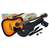 Ibanez V50NJP Jam Pack - Vintage Sunburst - Akustická gitara