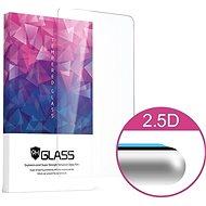 Icheckey 2.5D silk Tempered Glass protector Black na Xiaomi A2 - Ochranné sklo