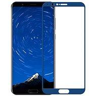 Icheckey 2.5D silk Tempered Glass protector Blue pre Honor 9 - Ochranné sklo