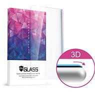 Icheckey 3D Curved Tempered Glass protector Black na Huawei Nova 3 - Ochranné sklo