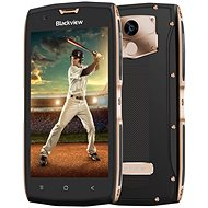 iGET Blackview GBV7000 Gold - Mobilný telefón