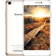 iGET Blackview A8G Max Gold - Mobilný telefón