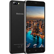 iGET Blackview GA7 Black - Mobilný telefón