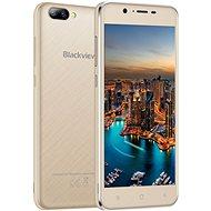 iGET Blackview GA7 Gold - Mobilný telefón