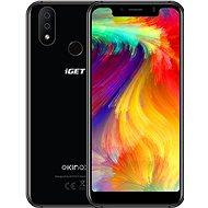 iGET Ekinox E8 čierna - Mobilný telefón