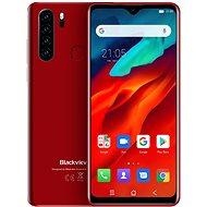 BlackView GA80 Plus červený - Mobilný telefón