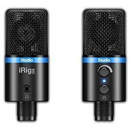 IK Multimedia iRig MIC Studio Black - Stolný mikrofón