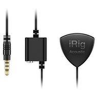 IK Multimedia iRig Acoustic - Klopový mikrofón