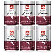 Zrnková káva 250 g GUATEMALA 6 PACK - Káva