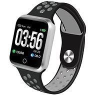 IMMAX SW10 čierno-strieborné - Smart hodinky