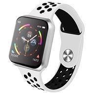 IMMAX SW13 bielo-strieborné - Smart hodinky