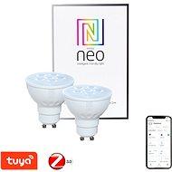 Immax Neo LED GU10/230 V, 4,8 W, TB 350 lm, Dim 2 ks - LED žiarovka