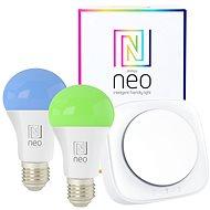Immax Neo + 2x Immax Neo E27 8,5W barevná, stmívatelná, Zigbee 3.0