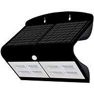 Immax SOLAR LED reflektor so senzorom, 6,8 W, čierny - LED reflektor