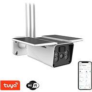 Immax NEO LITE Smart Security Vonkajšia kamera Solar Racket solárna - IP kamera