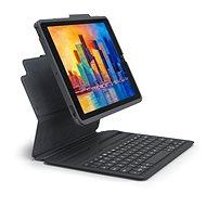 "ZAGG Pro Keys klávesnica pre Apple iPad 10,2"" – čierna – česká"