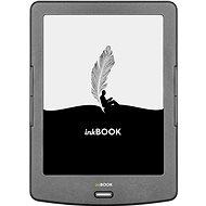 """InkBOOK Classic 2, 6"""" sivá - Elektronická čítačka kníh"""