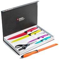 Innova Goods Súprava nožov z nerez ocele 6 ks Swiss Q