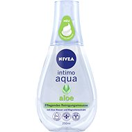 NIVEA Intimo aqua Aloe 250 ml - Intímny gél