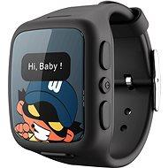 intelioWATCH čierne - Smart hodinky