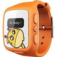 intelioWATCH oranžové - Smart hodinky
