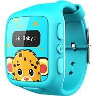 intelioWATCH modré - Smart hodinky