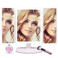 IQ-TECH iMirror 3D Fascinate, biele - Kozmetické zrkadlo