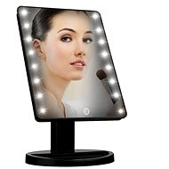 iMirror Cosmetic Make-Up Mirror with LED Dot Lighting, Black - Make-up Mirror