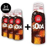 LIMO BAR Sirupy Cola pack - Príchuť