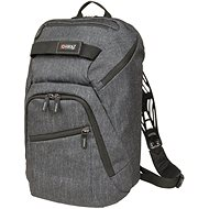 """i-stay Grey 15.6"""" & Up to 12"""" Laptop/Tablet backpack - Batoh na notebook"""