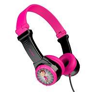 JLAB JBuddies Folding Kids Headphones Pink/Black - Slúchadlá