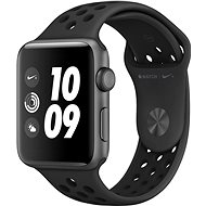 Apple Watch Series 3 Nike+ 42mm GPS Space Grey Aluminium Case with Anthracite Nike Sport Band - Smartwatch