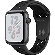 Apple Watch Series 4 Nike+ 44mm Space Grey Aluminium Case with Anthracite/Black Nike Sport Band - Smartwatch