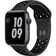 Apple Watch Nike Series 6 40mm Space Grey Aluminium with Anthracite / Black Nike Sport Strap - Smartwatch